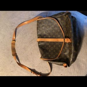 Louis Vuitton Saumur Crossbody Bag